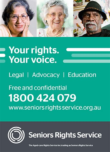 Senior Rights Service