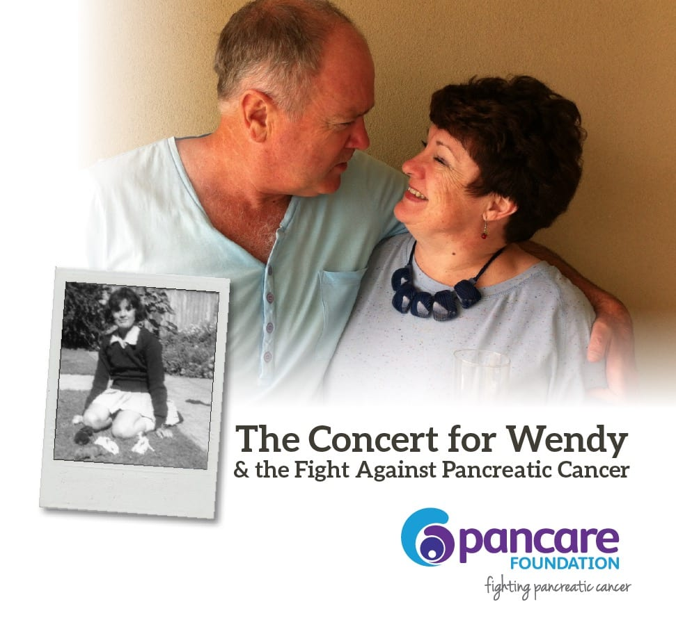 The Concert for Wendy and the Fight Against Pancreatic Cancer