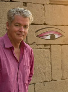 Aussie filmaker Bill Bennett
