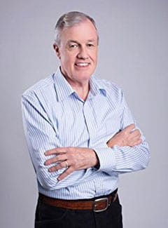 Author Michael Beashel
