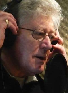 Radio announcer Gary Mac