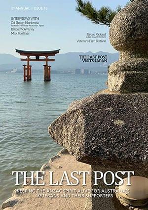 The Last Post Magazine Anzac Day 2019 Cover