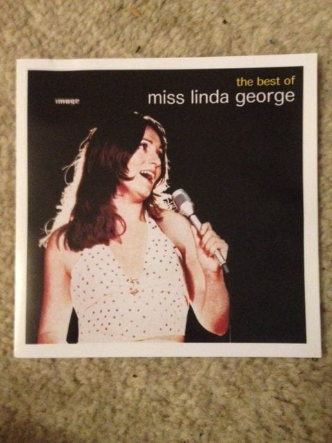 Album, The Best of Miss Linda George