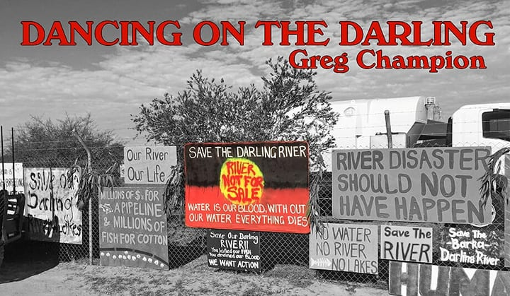 Greg Champion song 'Dancing on the Darling'