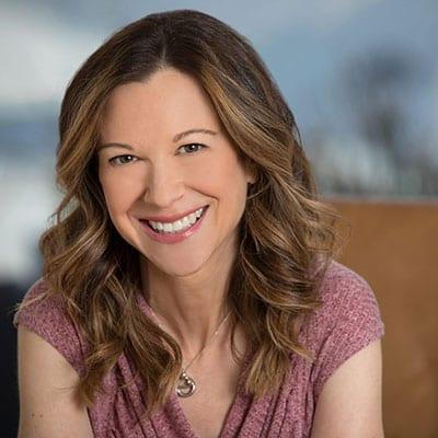 Lori Gottlieb, author and psychotherapist
