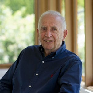Australian author Hugh Mackay