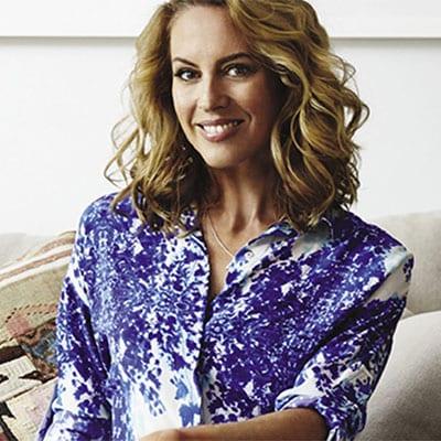 Sarah Wilson fomer Cosmopolitan magazine editor