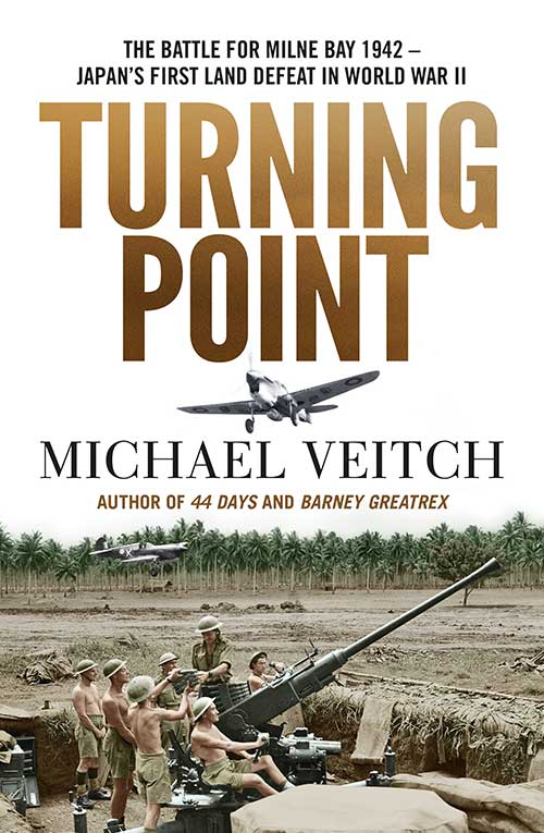Turning Point book, Michael Veitch