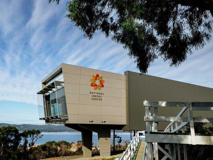 National Anzac Centre in Albany, Australia