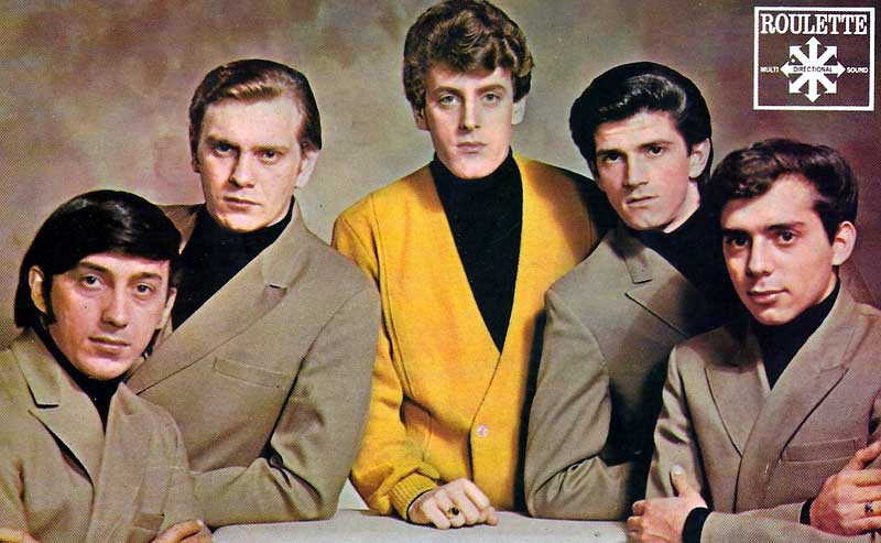 Tommy Jones and the Shondells Roulette Records