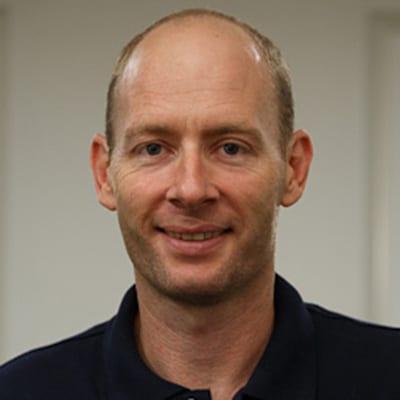Disaster Relief Australia CEO Geoff Evans